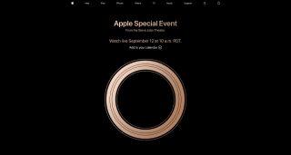 Apple、iPhone発表イベントをTwitterでライブ配信 「いいね」で直前にApple公式からリプライで通知も