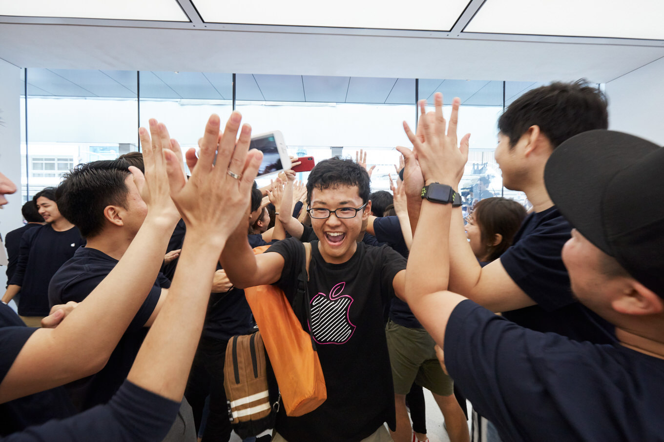 Apple-Store-kyoto-shijo-opening-08252018