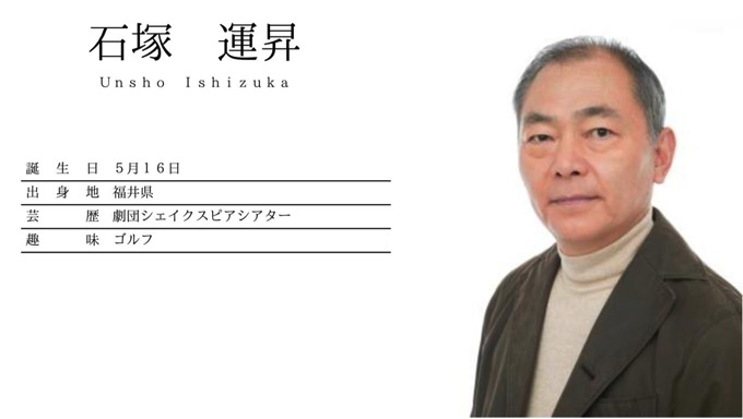 声優・石塚運昇さんが死去 オーキド博士、ミスターサタン、黄猿などで活躍