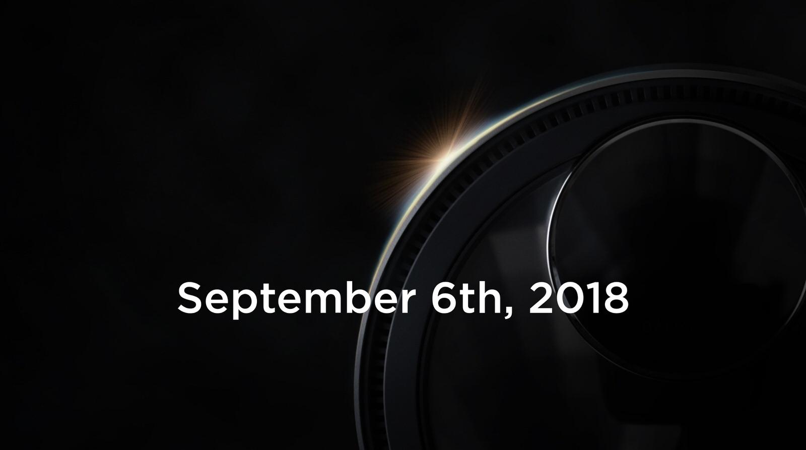 バルミューダ、9月6日15時に新製品を発表 「ロボット掃除機」「コーヒーメーカー」など予想続々