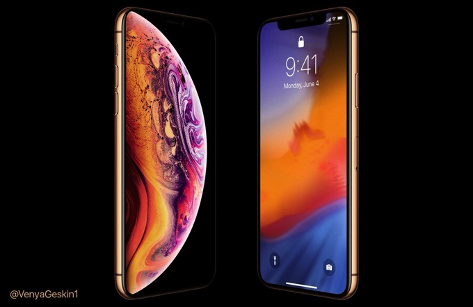 新型iPhoneの名称は「iPhone XS」「iPhone XS Plus」「iPhone XC」に?