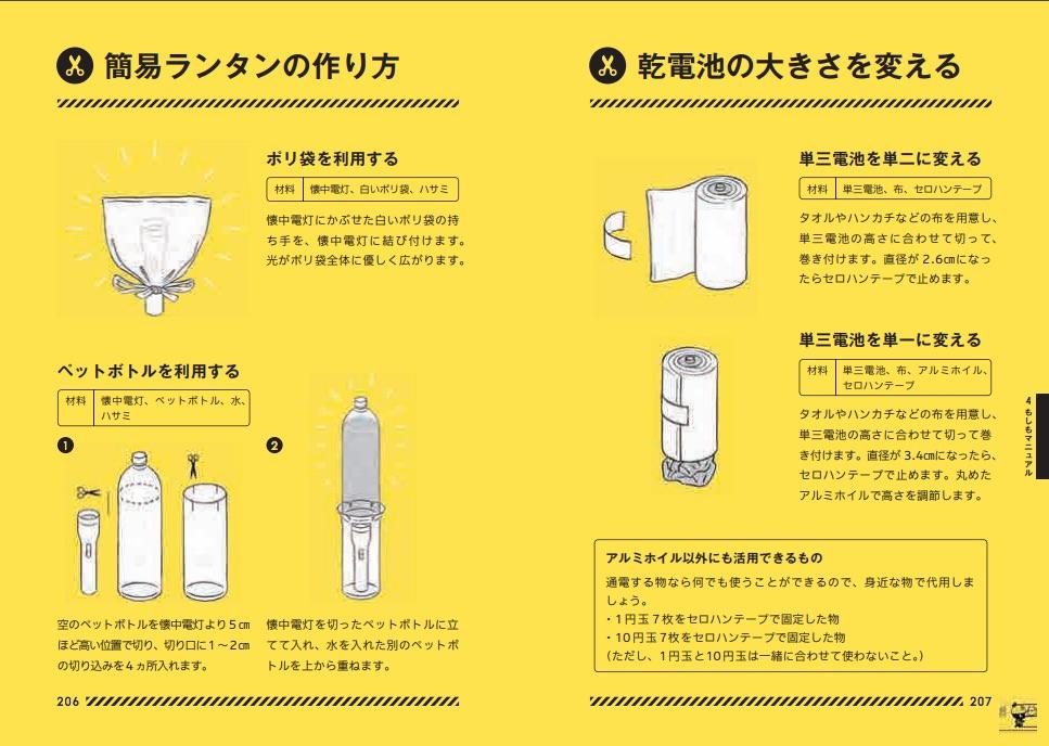 【北海道地震】スマホのバッテリー対策、ランタンやコンロの作り方など役立つ記事まとめ