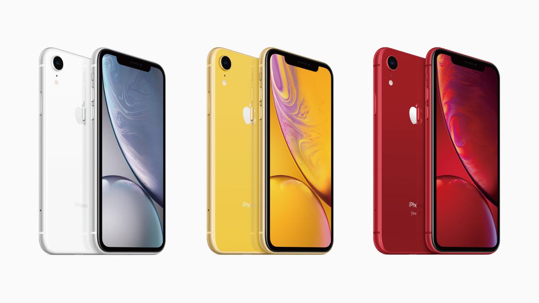 発売直後の「iPhone XR」増産中止と報道、昨年モデルの「iPhone 8」を増産か