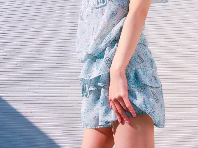 Mini skirt 2018
