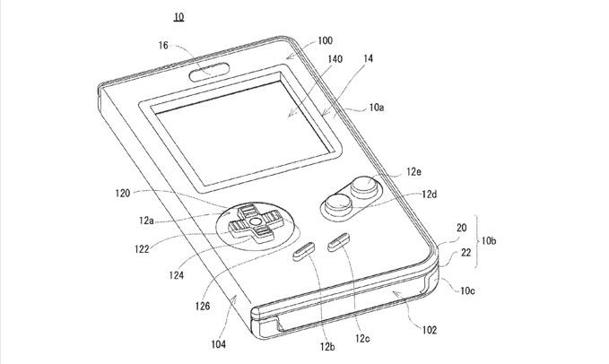 任天堂、スマホを「ゲームボーイ」化するケースの特許を出願 製品化を期待する声も