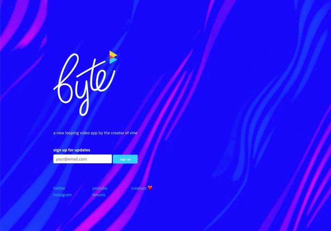 Vine創業者、新たな動画アプリ「byte」を2019年春に公開へ