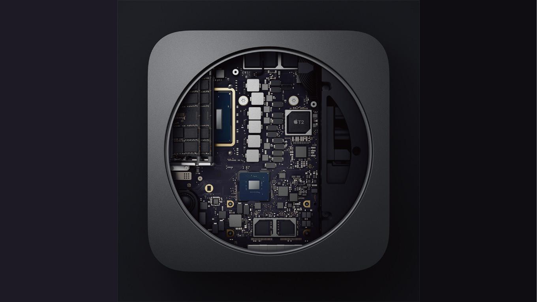 新型「Mac mini」は自分でメモリ交換が可能、手順を説明した動画やガイドが登場