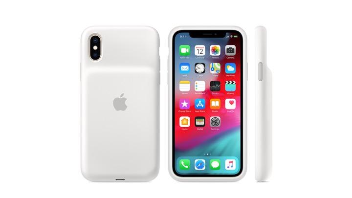 超待ってた!iPhone XS対応「Apple 純正バッテリーケース」が発売
