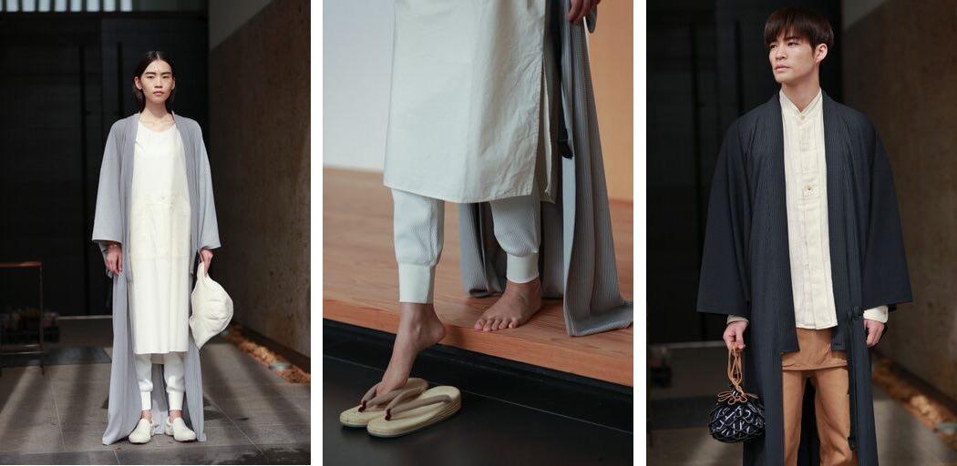 スノーピーク、アウトドアで気軽に着る着物「2019年春夏モデル」を予約開始