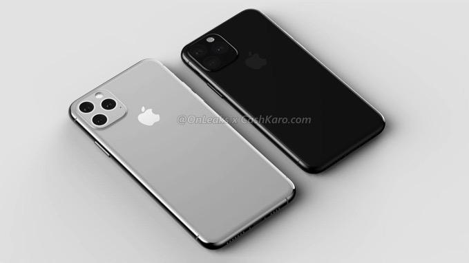 2019年の新型iPhoneはこうなる!? 「iPhoen XI」シリーズのレンダリング画像が公開