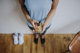 NIKEアプリ、スマホで撮影するだけで足のサイズを測れる機能「Nike Fit」を発表