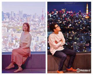 """東京タワーをバックに最高の1枚を""""自撮り""""できる「全自動フォトスポット」が恵比寿ガーデンプレイスに誕生"""
