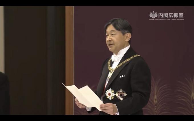 【全文】天皇陛下が「即位後朝見の儀」で即位後初のお言葉、「常に国民を思い、国民に寄り添いながら」