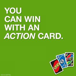 UNO公式、再び驚愕の公式ルールを投稿「ワイルドとかリバースみたいなアクションカードでもあがれます」