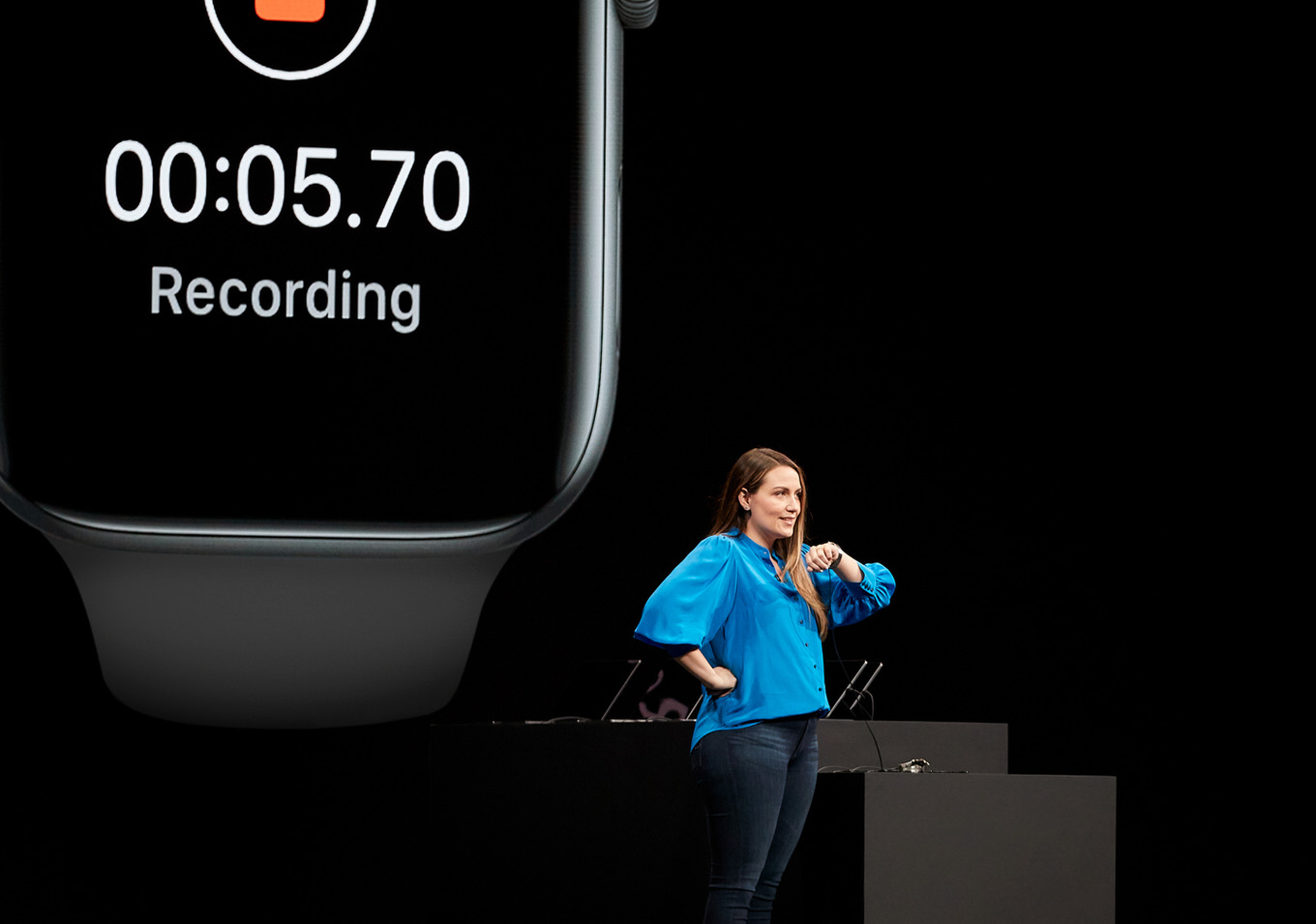 Apple-highlights-from-wwdc19-Haley-Allen-demo-voice-recording-on-watchOS6-06032019
