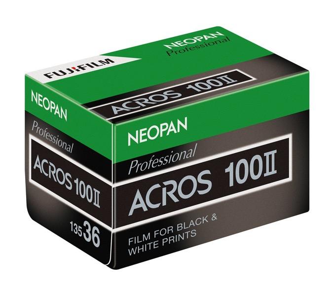 富士フィルム、黒白フィルムの販売継続を望む声に応え「ネオパン100 ACROSⅡ」を新開発