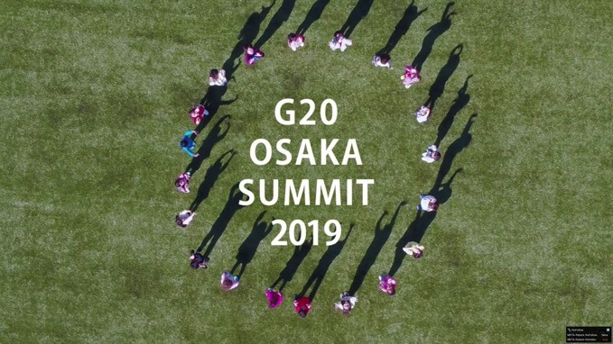 「友人の子に『G20』って何?って聞かれた」子ども向けに漫画家らしく説明 → 「少年はTVを食い入るように見ていた」