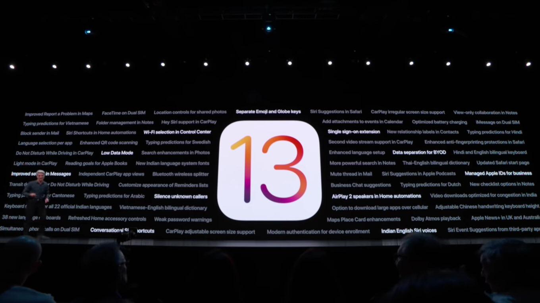 iOS 13にするとバッテリー劣化が少なくなる!新たに「最適化された充電モード」を追加
