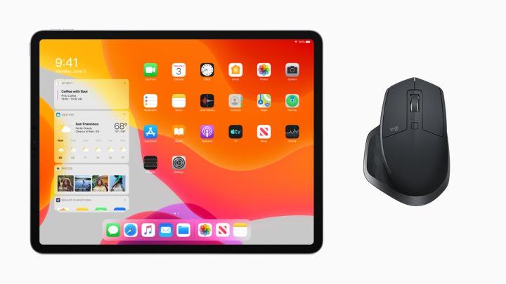 めちゃくちゃ捗りそう!iPadOS、多機能マウスのボタンにショートカットの割り当て可能