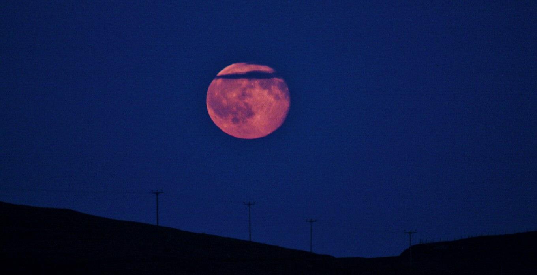 今夜の「ストロベリームーン」時間や方角は?――月が赤くなるわけではないので注意