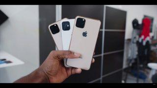 次期「iPhone」は3モデル、うち2機種はトリプルカメラ採用で超広角レンズが追加ーーLightning端子は継続