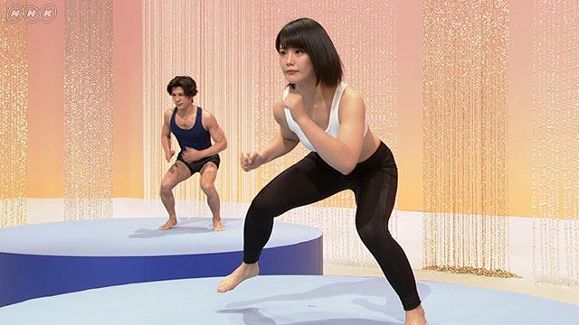 「みんなで筋肉体操」シーズン3、新メンバーに 仮面女子・川村虹花ら3人ーーDVD付き書籍化も決定