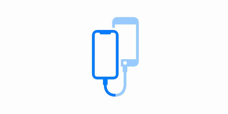 これは朗報!iOS 13では「iPhone同士を有線接続してセットアップする新機能」が追加されるかも