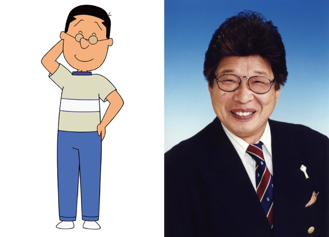 マスオさん&ジャムおじさん声優、増岡弘が卒業を発表「本人より高齢による番組卒業の申し出」