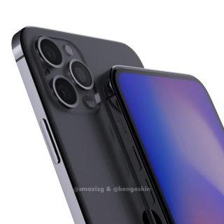 2020年のiPhone、最新コンセプトイメージが公開ーー「iPhone 4」のようなデザインでノッチなし