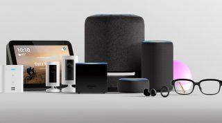 Amazon、ウェアラブル端末を発表――Alexa搭載のイヤホン、眼鏡、指輪の新デバイス