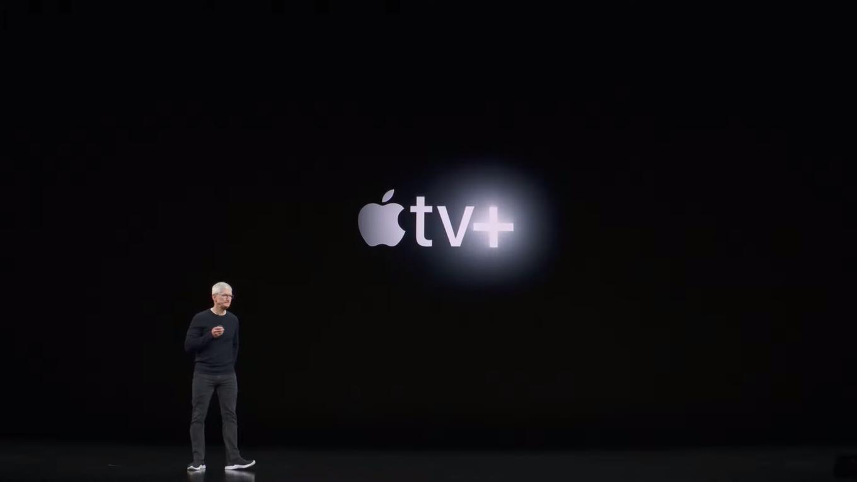 「Apple TV+」11月1日より開始、月額600円ーーiPhoneなど購入ユーザーは1年間無料