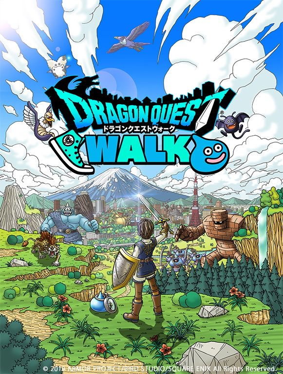 dragonquest-walk