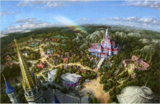 東京ディズニーランド、新エリア「ニューファンタジーランド」2020年4月15日にオープン!ベイマックス、ミニーのグリーティングも
