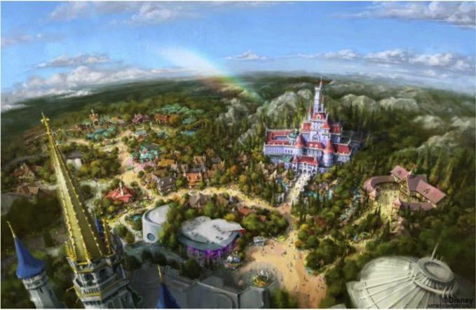 Tdl new fantasy land 1