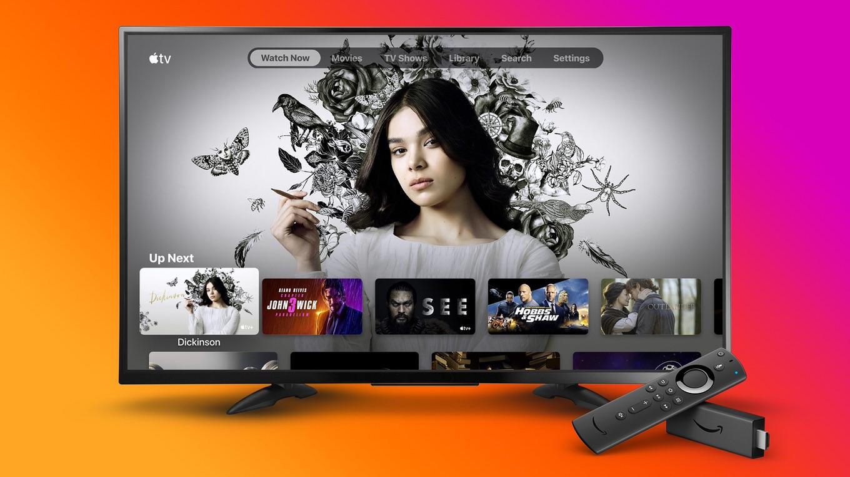 Amazon Fire TVで「Apple TV」アプリが利用可能に、11月開始の「Apple TV+」に対応