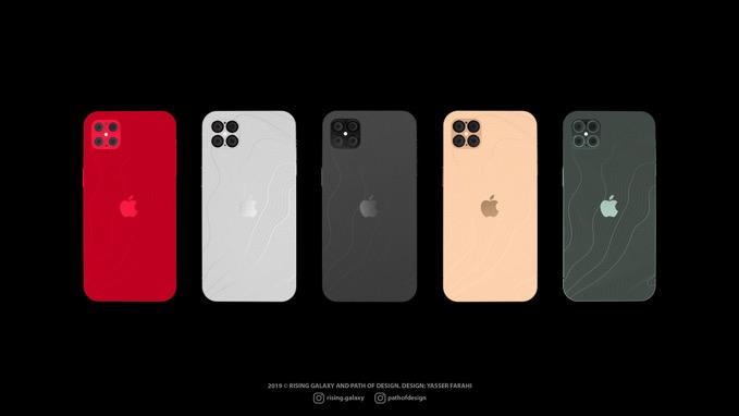 タピオカ感がアップ……!? 2020年登場の「iPhone 12 Pro」のコンセプトデザインが公開
