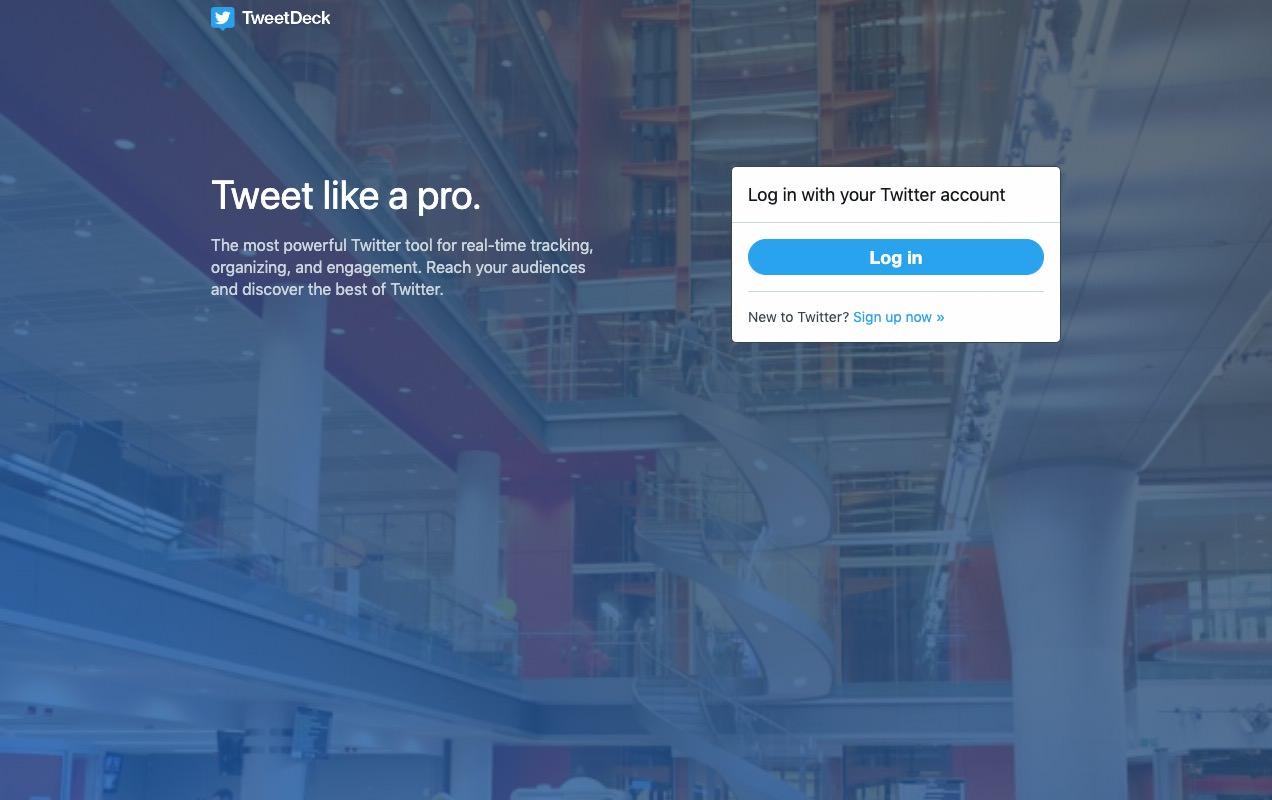 TwitterとTweetDeckの障害、復旧を報告ーーTweetDeckユーザー「集中できる」「仕事にならない」などの声