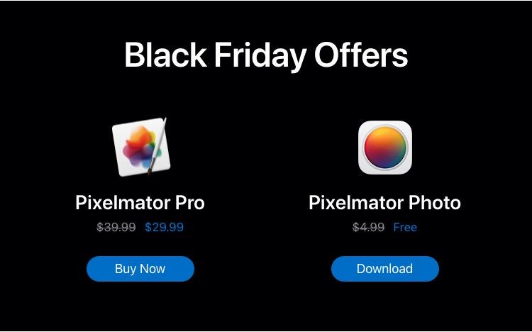 iPad用高機能写真編集アプリ「Pixelmator Photo」が無料セール!Mac用「Pixelmator Pro」も25%OFF