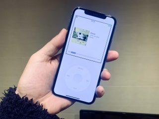 iPhoneを「iPod Classic」にするアプリが誕生、クリックホイールの操作が懐かしい……!!
