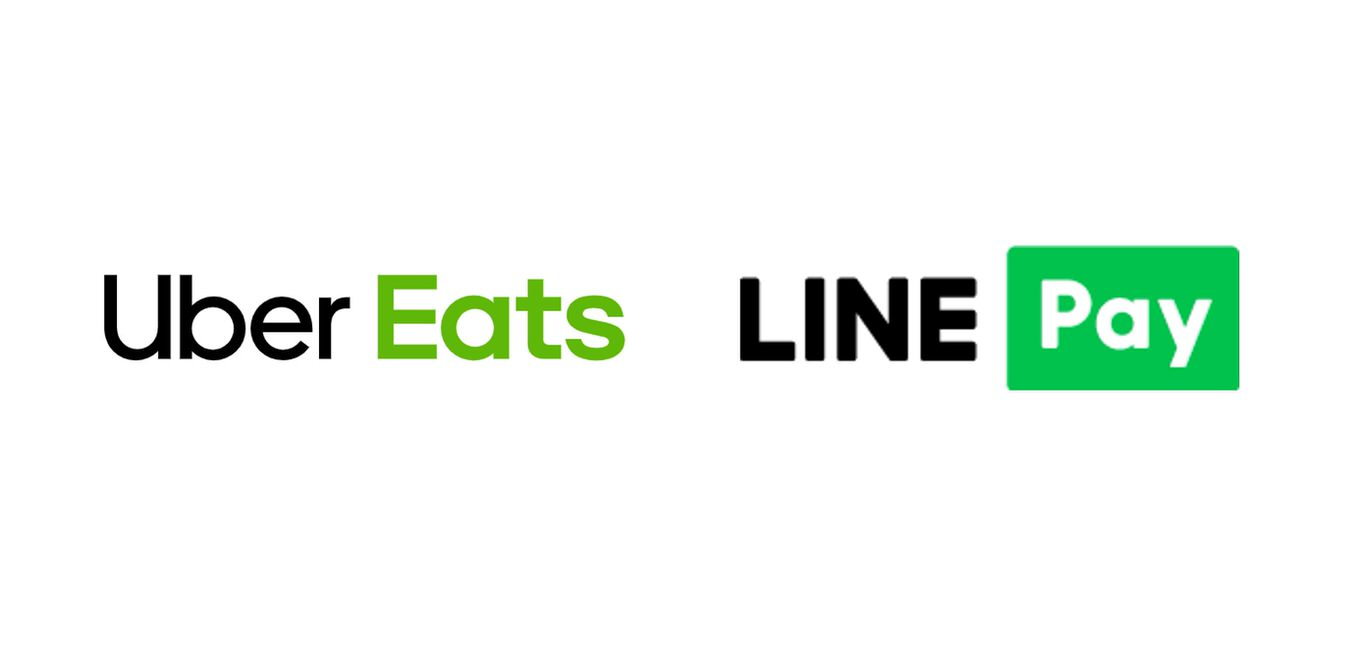 LINE Pay、Uber Eatsで利用可能に!10万枚限定、50%OFFクーポンも配布