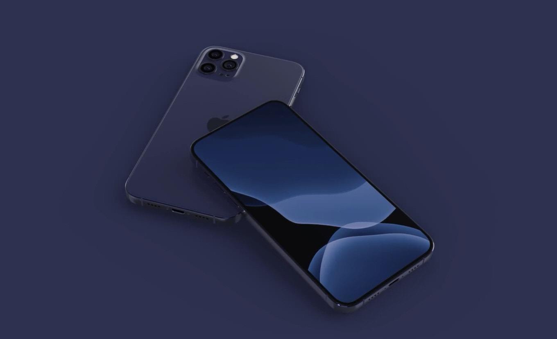 「iPhone 12 Pro」に追加される新色は「ネイビーブルー」との予測、ミッドナイトグリーンは廃止か