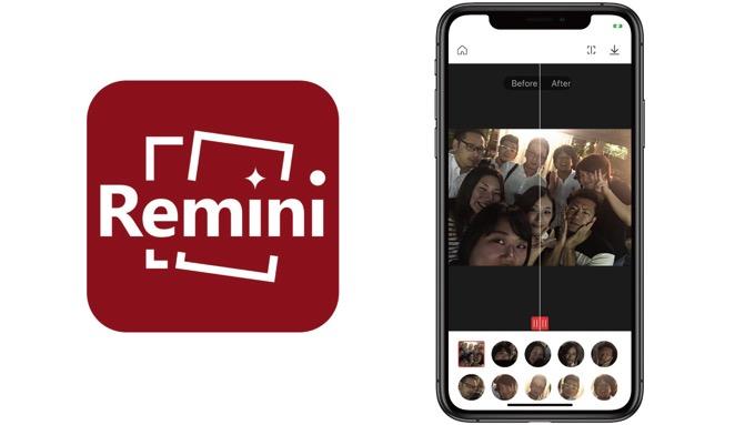 「AIで写真を高画質化」話題のアプリ『Remini』を使ってみたけど、たしかに凄いね