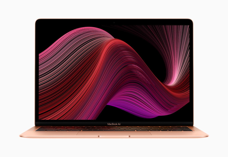 新型「MacBook Air」発表、104,800円からとお手頃に 同時に「Mac mini」も登場