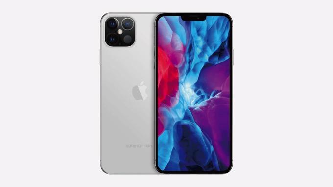 「iPhone 12 Pro」4眼カメラユニットのデザイン判明か、iOS 14内部から発見