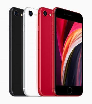 新型「iPhone SE」を正式発表、価格は44,800円から