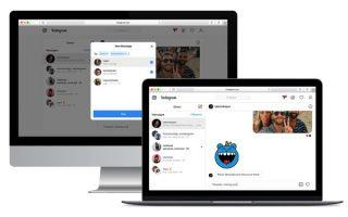 Instagram、PCからもDMが可能に iPadでもブラウザから利用できます