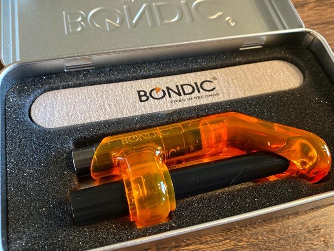 液体プラスチック接着剤「BONDIC EVO」は一家にひとつあったほうがいい