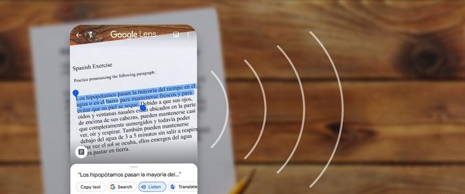 Googleレンズ、紙のテキストをパソコンにコピペ可能に