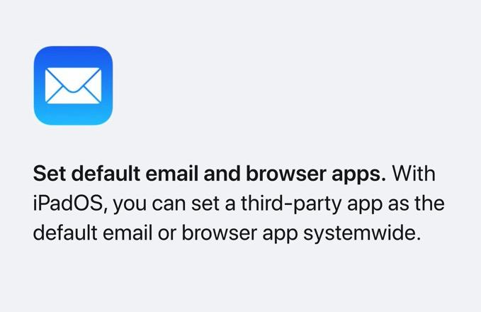 ずっと待ってた!「iOS 14」メールとブラウザの標準アプリをサードパーティに変更可能