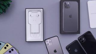 「iPhone 12」ではイヤホン、充電器は同梱されない可能性